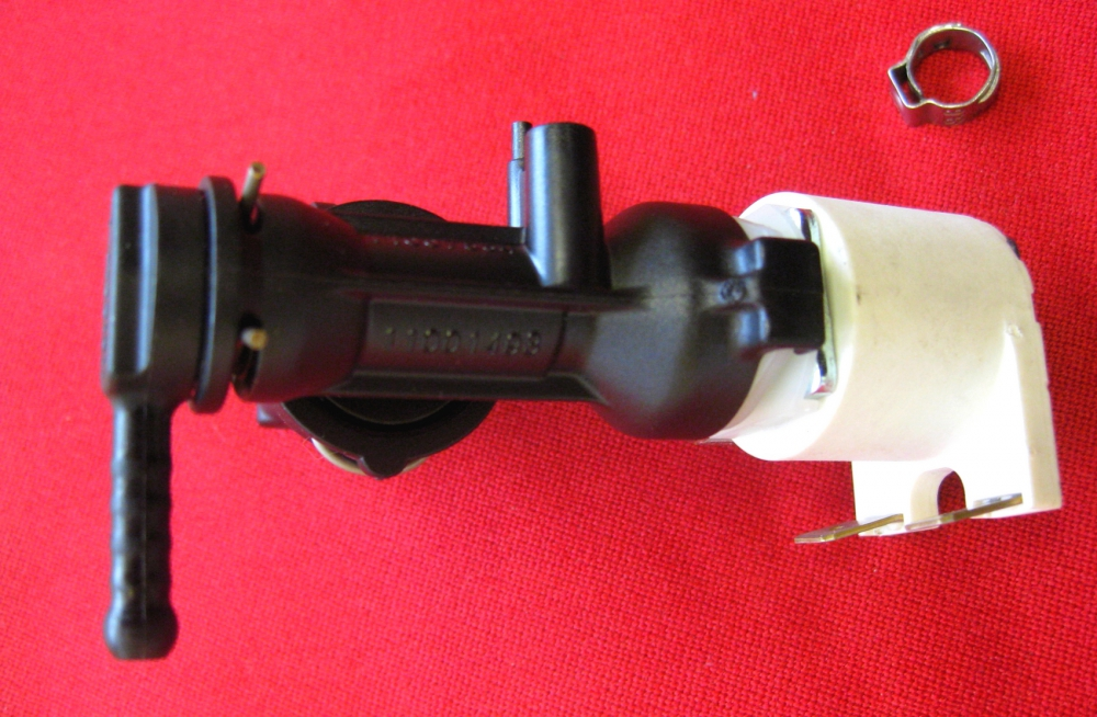 Bild 1 von Funktionsventil V3 blowdown Valve MY B9 230V ASSY