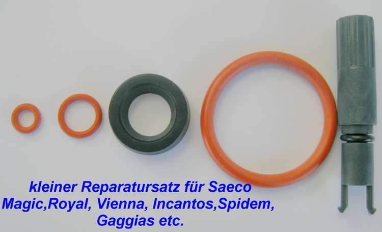 Bild 1 von Wartungsset Dichtungs Set Brühgruppe SAECO Vienna Magic Royal Incanto Gaggia